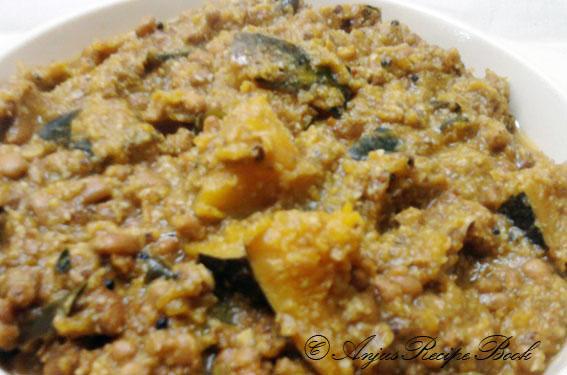 erissery pumpkin curry