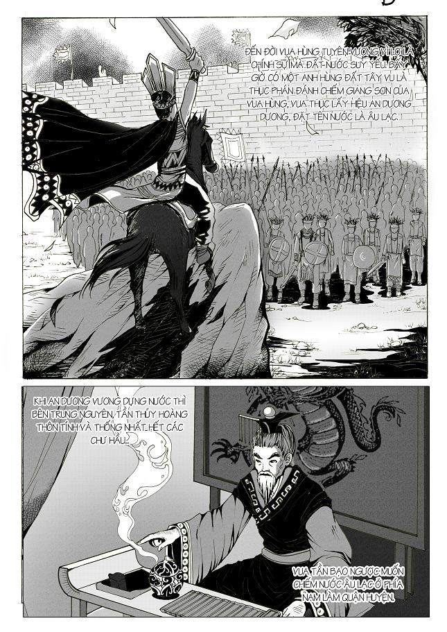 Anh Hùng Lĩnh Nam chap 1 - Trang 14