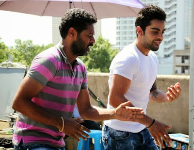 Virat Kohli Dancing Photo