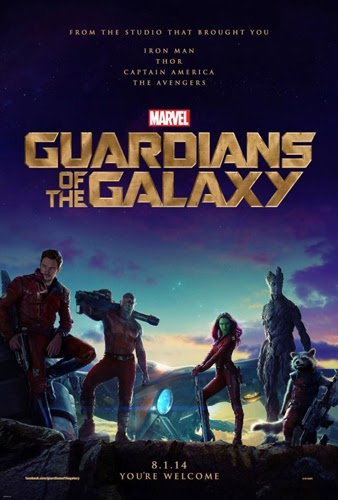 Film Guardians of the Galaxy (2014) Bioskop