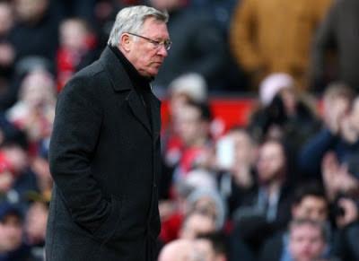 Sir Alex Ferguson Manchester United 2013