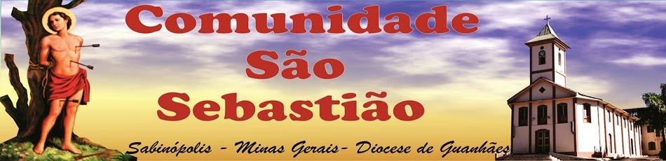 Paróquia São Sebastião - Sabinópolis