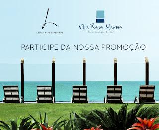 "Concurso Cultural ""Lenny Niemeyer & Villa Rasa Marina"""