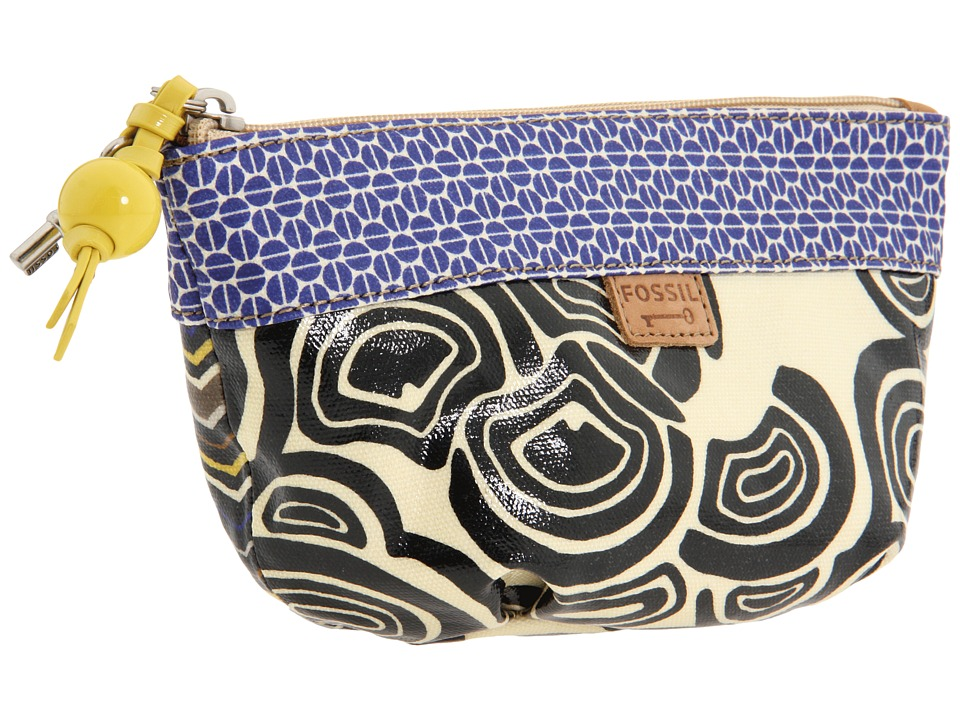 044 2017 Fossil Key Per Wedge Cosmetic Case