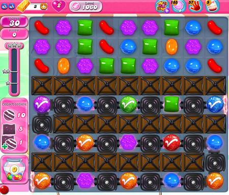 Candy Crush Saga 1060