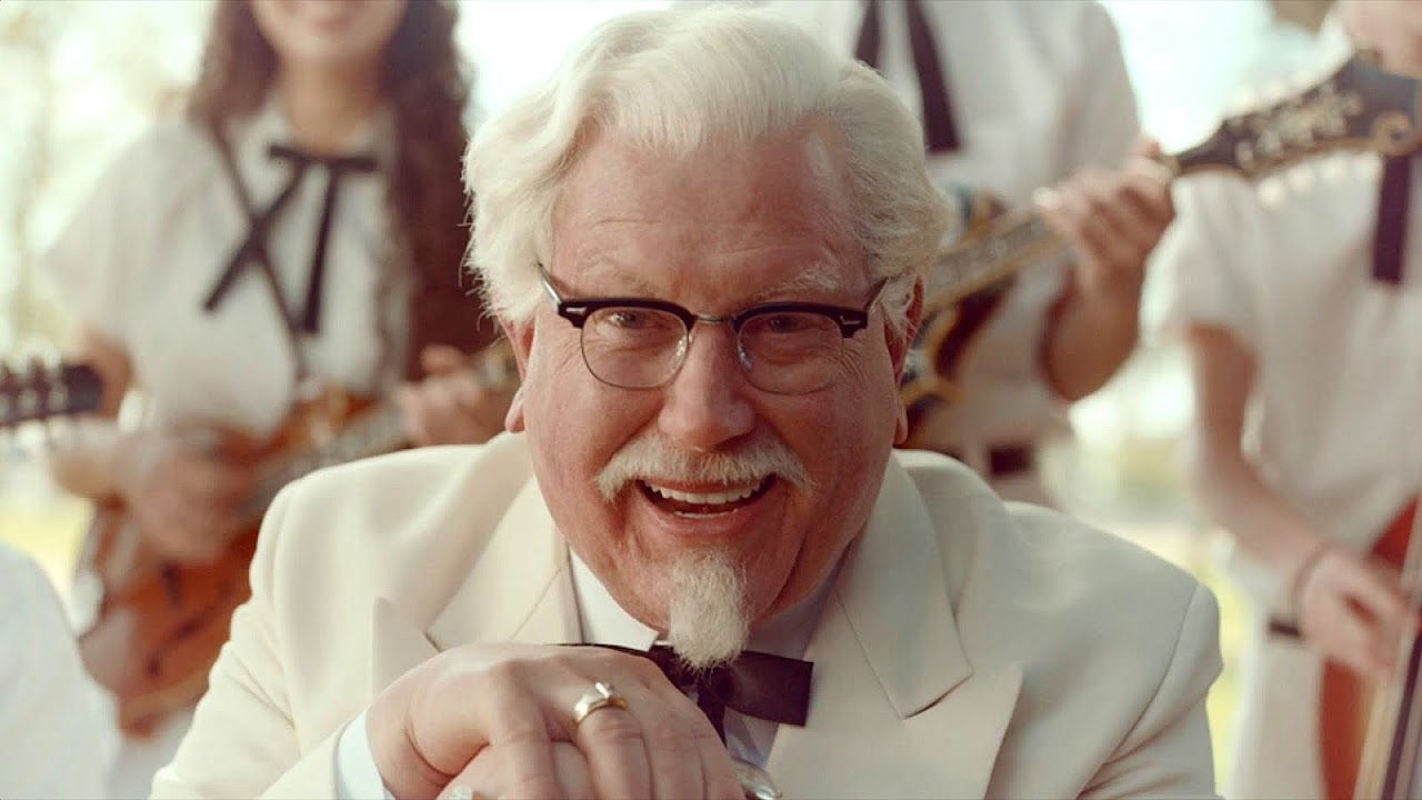 New Kentucky Fried Chicken Commercial