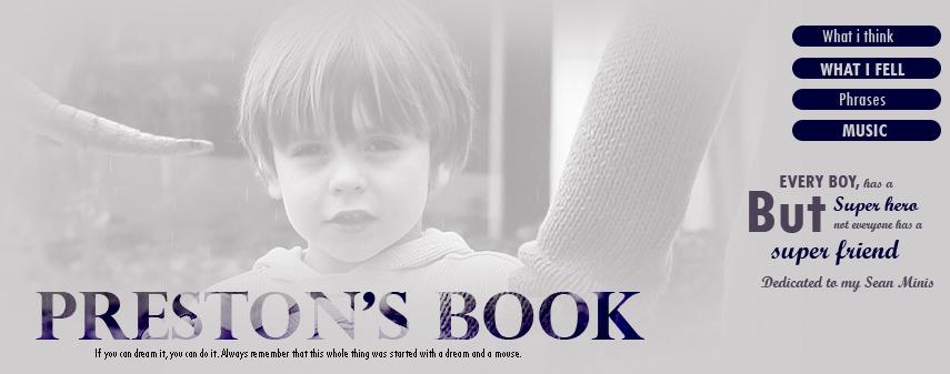 Preston's Book