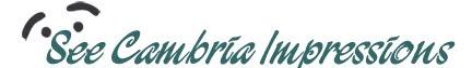 See Cambria California Impressions