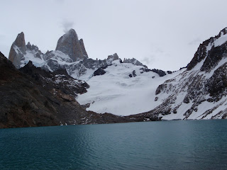 Lago de Los Tres and Fitz Roy