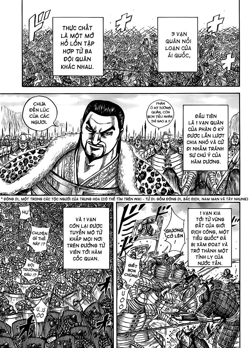 Kingdom - Vương Giả Thiên Hạ Chapter 415 - 416 page 8 - IZTruyenTranh.com