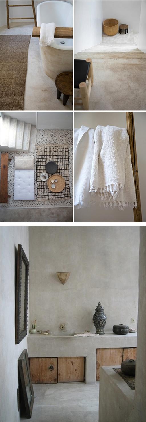 Badkamers inspiratie stijl sfeer trends villa d 39 esta interieur en wonen - Sfeer zen badkamer ...