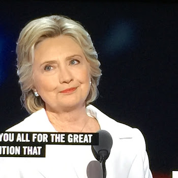 Hillary Clinton Accepts Nomination
