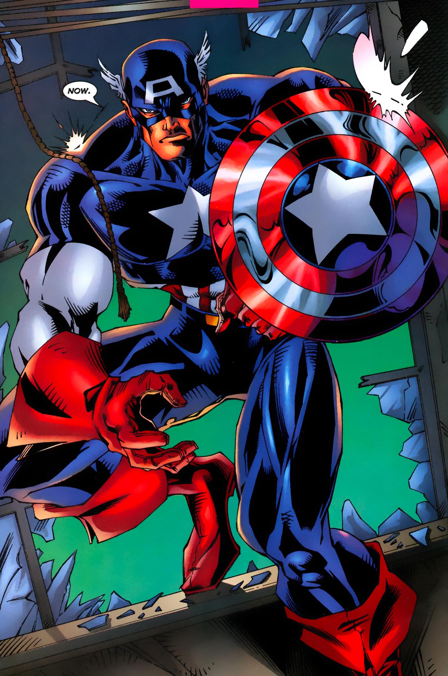 Captain America (1996) Issue #12 #15 - English 9