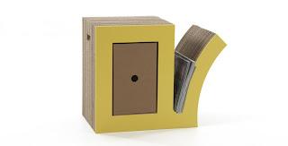 Muebles Carton diseño