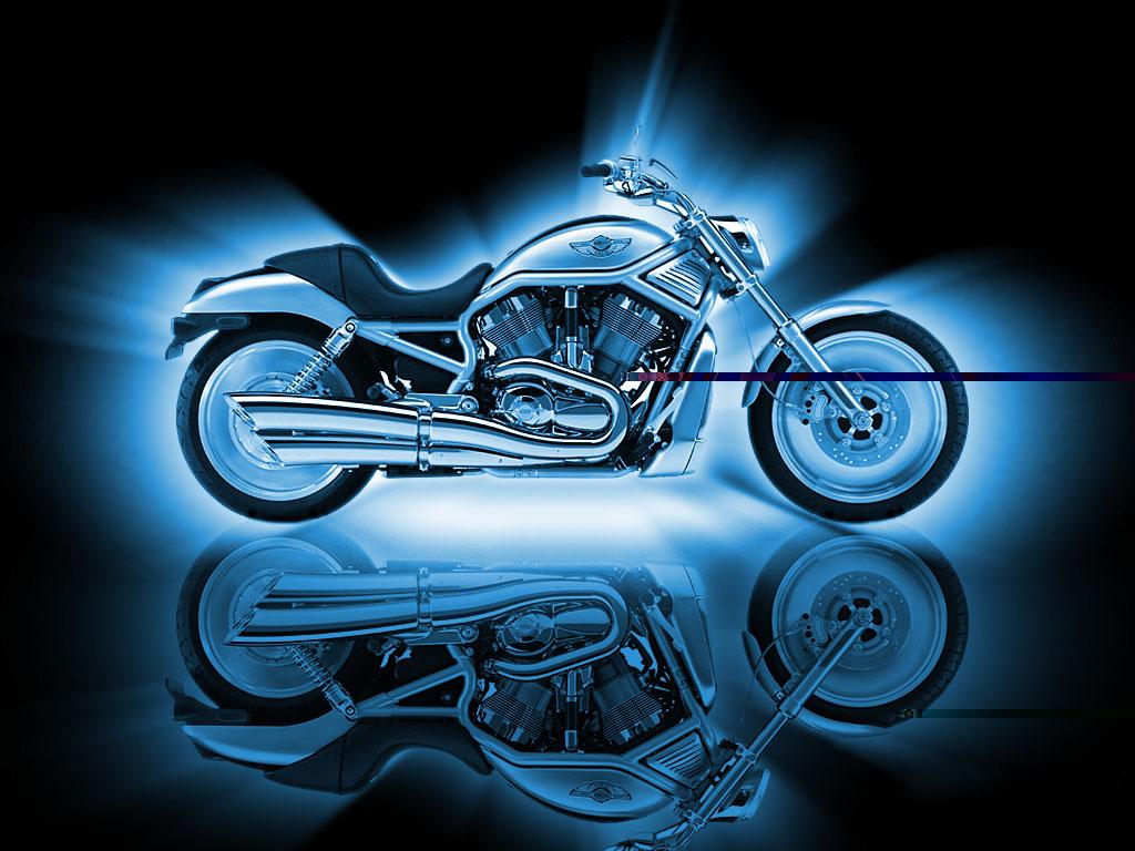 Harley Davidson Choppers Wallpaper 2012