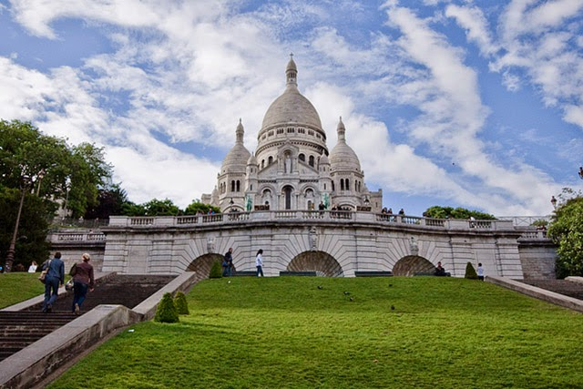 Paris is Always a Good Idea - Basilica of the Sacré Cœur