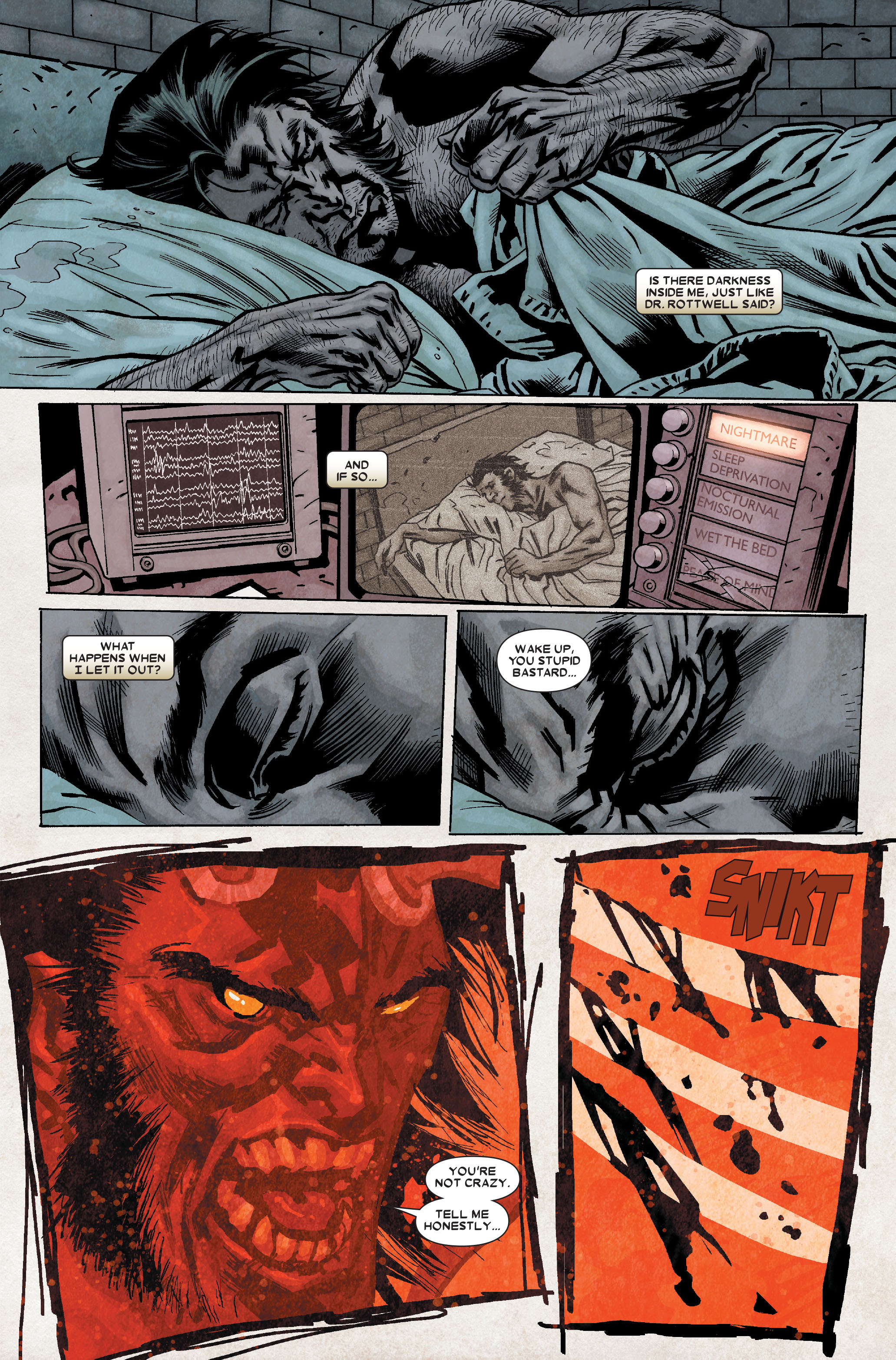 Wolverine: Weapon X #7 #10 - English 8
