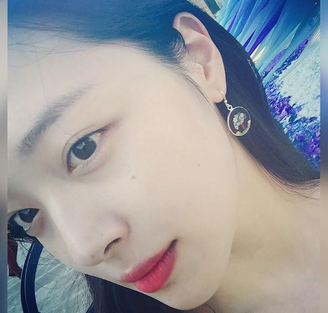Sulli Opens Public Instagram | Choi Jin-ri