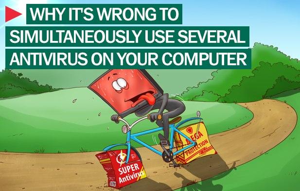 Sebaiknya Jangan Menginstall Anti Virus dalam Satu Komputer