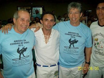 Mestre Suassuna, C. Mestre Pintado, Mestre Tarzam e o Mestre Topeira