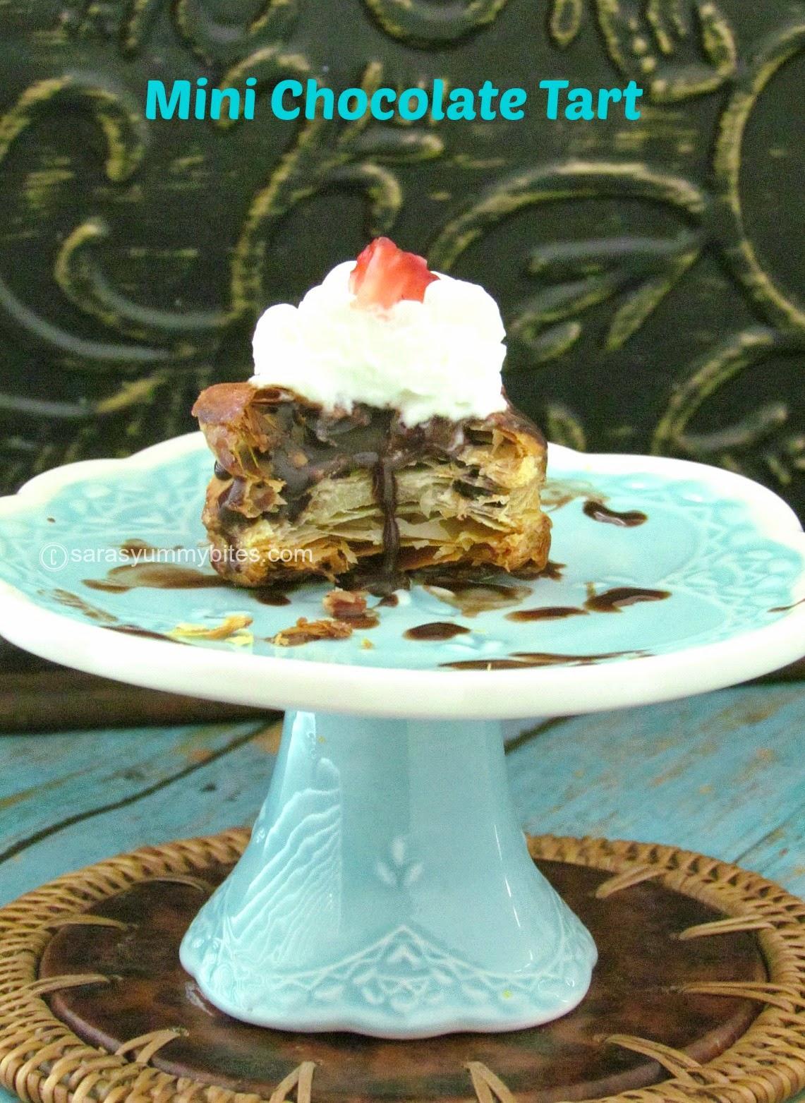 Mini Chocolate Tart