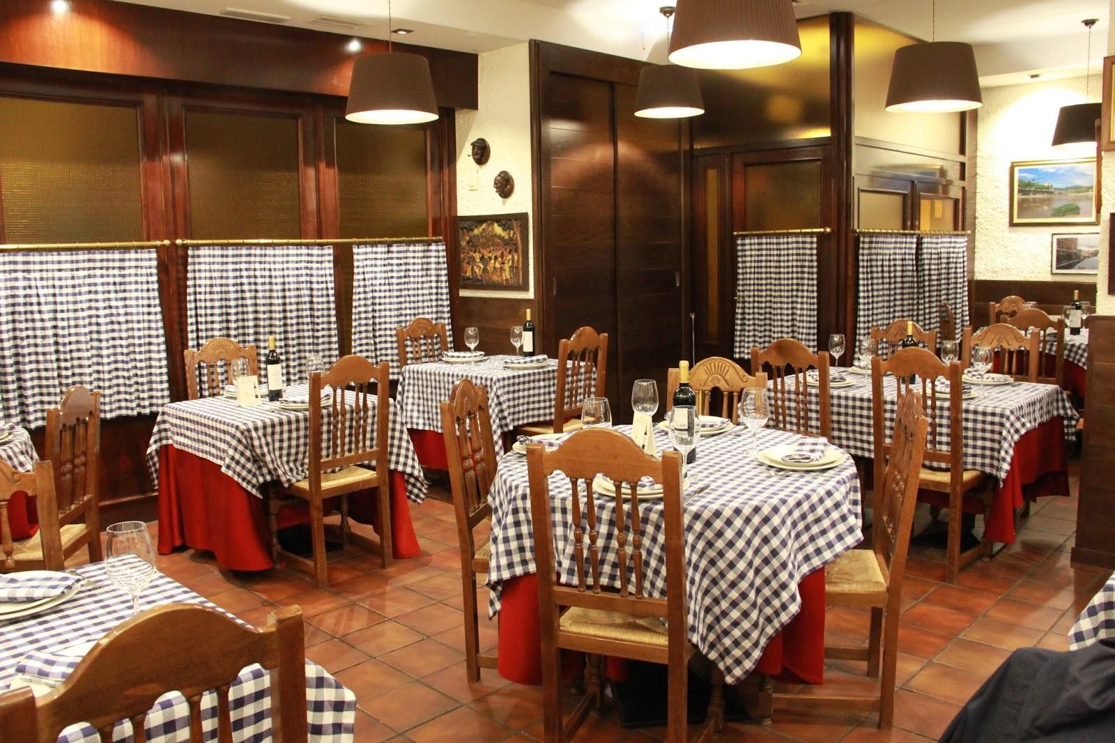 Lazy blog restaurante rdago un cl sico de la cocina - Lazy blog cocina ...