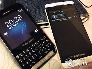 Harga Blackberry R10 Terbaru Bulan Juni 2013