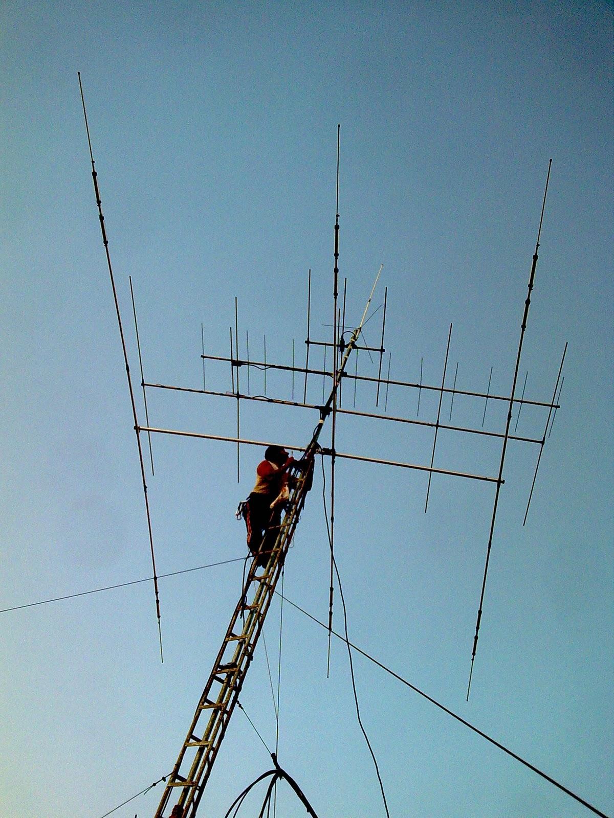 SV5BYR: Antennas