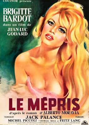 Le Mépris (El Desprecio)Le Mépris (El Desprecio)(1963)(Brigitte Bardot).( 1963).