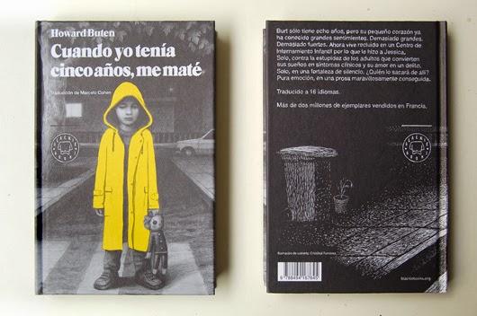 Realizado por Cristóbal Fortúnez para Blackie Books