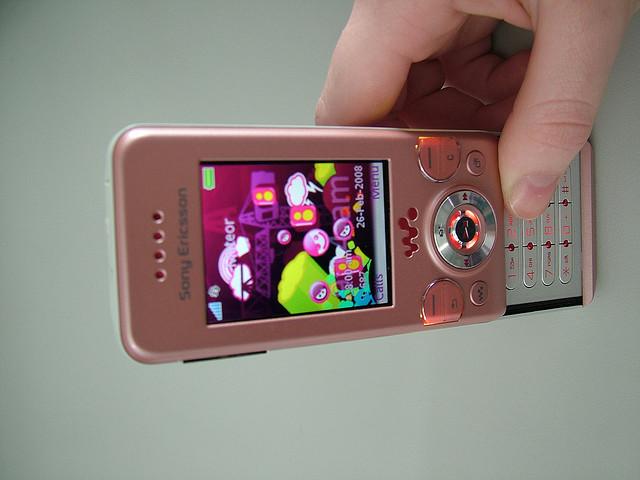 Pink Smartphones