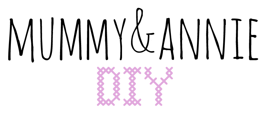 Mummy and Annie DIY