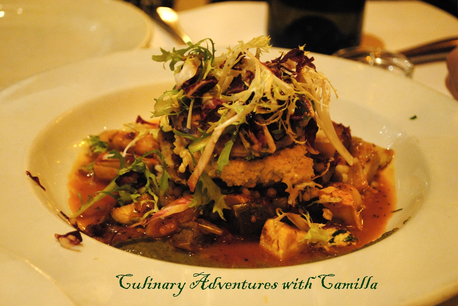 Culinary Adventures with Camilla: Millennium Restaurant & Some New ...