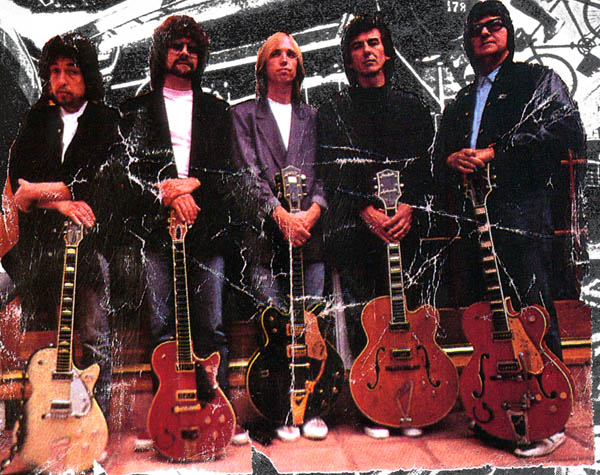 George Harrison The Travelling Wilburys Collection