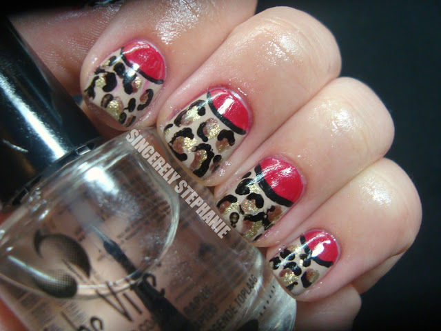 half-moon-leopard-print-nail-art