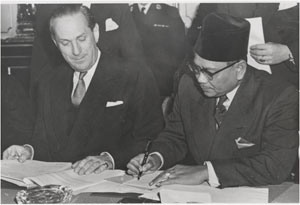 Perjanjian kemerdekaan