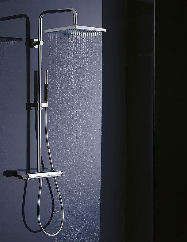 Baños Con Ducha Para Motorhome: : Aparu: nuevas termostáticas para baño y ducha de Jacob Delafon