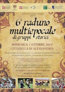 6° raduno multiepocale di Gruppi Storici alla Cittadella: I gruppi Storici presenti
