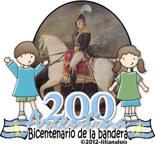 Resultado de imagen para bicentenario bandera argentina