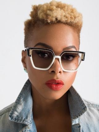 ... & Entertainment: Chrisette Michele Rocks A New Haircut & A New Body