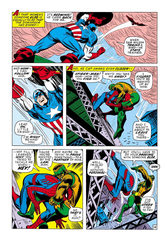 Captain America (1968) Issue #138 #52 - English 14