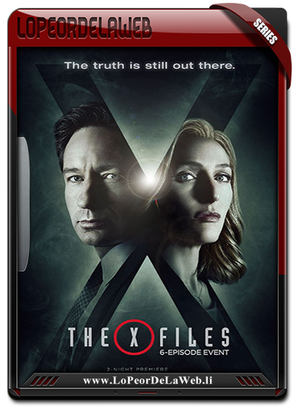X-Files Temporada 10 Cap . 03 y 04 |1080p|Dual|x265| [Mega]