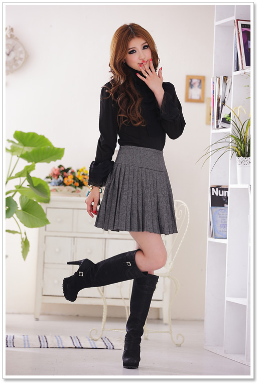 Skirts collection for girls summer skirts collection Fashion style for short girl