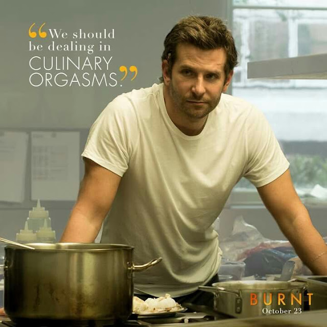 burnt with Bradley Cooper > STARTS WITH CUPCAKES