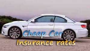 cheap car insurance rates