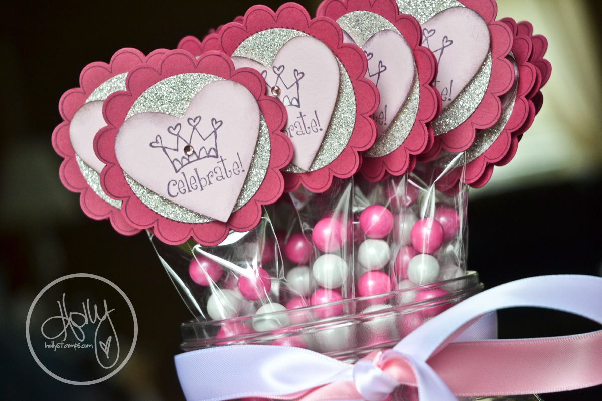 Create Something Everyday: Princess Party Favors