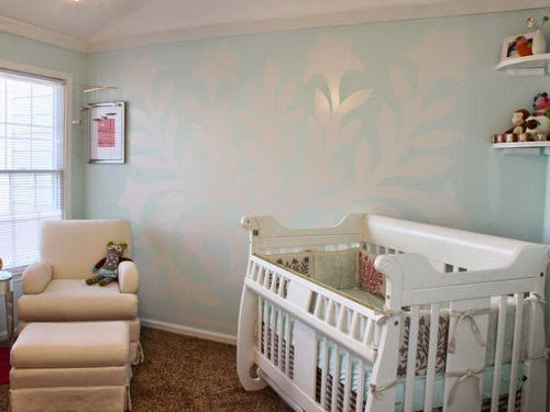 modern baby nursery decor from hgtv galleries
