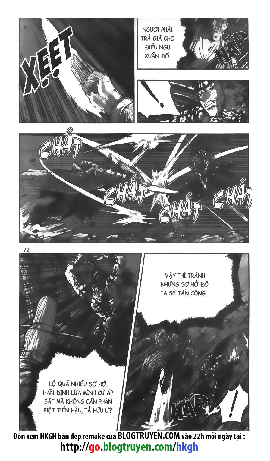Hiệp Khách Giang Hồ chap 359 Trang 17 - Mangak.info