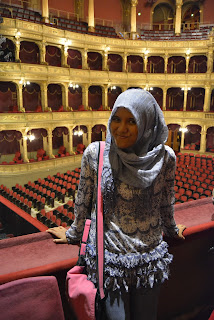 Opera house budapest