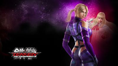 Tekken Tag Tournament Nina Williams Wallpaper